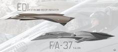 EDI and TALON by fighterman35 on DeviantArt