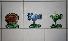 plants vs zombies 2 pixel art - Google Search