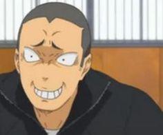 I don't think I've ever seen a proper appreciation post for the first boy I fell in love with in haikyuu. Manga Boy, Manga Anime, Tanaka Haikyuu, Haikyuu Funny, Kageyama Tobio, Meme Faces, Funny Faces, Tanaka Ryuunosuke, Anime Faces Expressions