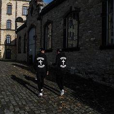 Join the crew 💀 - www.jokerzandkingz.de #nomercy #jk #jokerzandkingz #black #white #crew #sale #fashion #streetwear