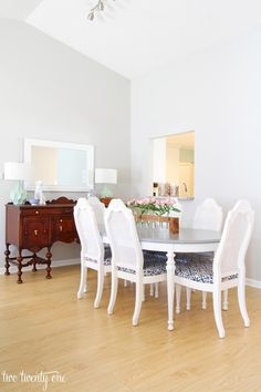 80 best Paint Colors for Dining Rooms images on Pinterest | Colored ...