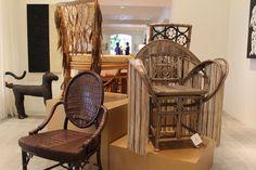 Jordan Betten Designed Chairs Return To The McGuire San Francisco Showroom,  During San Francisco Design