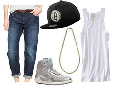 Dress at Justin Bieber this Halloween- you've already got the costume necessities!