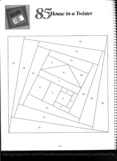 101 LogCabinBlocks - Aderita Rubio - Picasa Webalbums