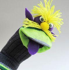 Maňásek ponožkáček č.1176