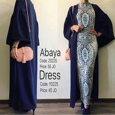@aaliyaahmad03 Islamic Fashion, Muslim Fashion, Modest Fashion, Fashion Dresses, Hijab Style, Hijab Chic, Hijab Dress, Hijab Outfit, Modest Outfits