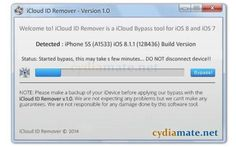 New iCloud ID Remover 100% free and 100% workable for iOS 8 and iOS 7 #ios8.1.1icloudbypass