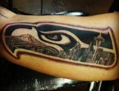 53 best seahawk tattoo images on pinterest seattle seahawks