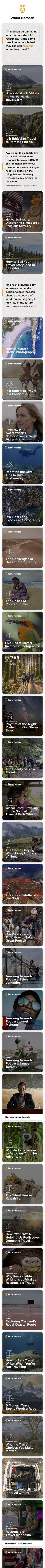 #travel #nomads #pinterestinspired #inspiration