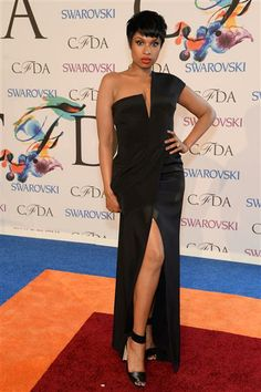 Jennifer Hudson attends the 2014 CFDA Fashion Awards at Lincoln Center in New York on June 2, 2014.