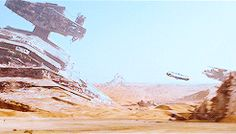 Animated Gif - Star Wars - The Force Awakens