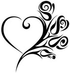heart tattoos for women - - Yahoo Image Search Results