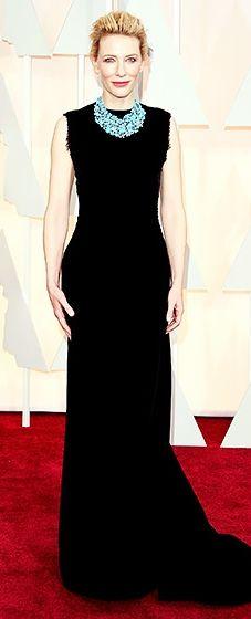 Cate Blanchett: 2015 Oscars