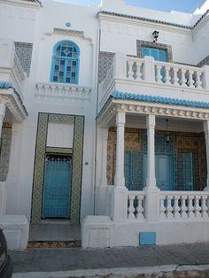 Tunisian Arcitecture