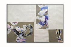Blumen Malerei auf Leinwand große Ölmalerei große | Etsy