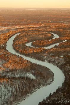 Fort Chipewyan, Alberta - Operation Arctic Shadow