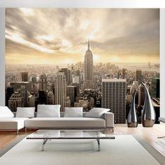 Fotomural 400x309 cm ! Papel tejido-no tejido. Fotomurales - Papel pintado 400x309 cm ! New York ! 100404-2 Fotomurales! B&D XXL https://www.amazon.es/dp/B00GWL59DO/ref=cm_sw_r_pi_dp_Gsvfxb6HW061K