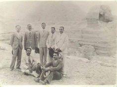 nawab visiting egypt