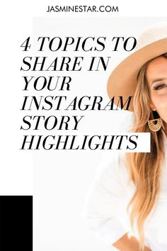 One of my best tips and strategies for Instagram for business is to optimize your Instagram profile to attract new followers, in particular your Instagram Story Highlights. Your Instagram Story Highlights are the first thing followers see below your Instagram bio and above your feed, so make sure you include these 4 topics in your Instagram Story highlights to introduce new followers to your content, your profile, and your business. Business Branding, Business Marketing, Business Tips, Online Marketing, Online Business, Social Media Content, Social Media Tips, Instagram Bio, Instagram Story