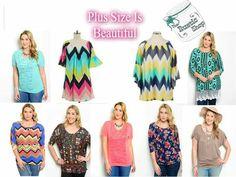 We carry plus size ----->> www.countrychicjunkie.com