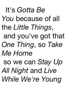 #onedirection #takemehome #upallnight