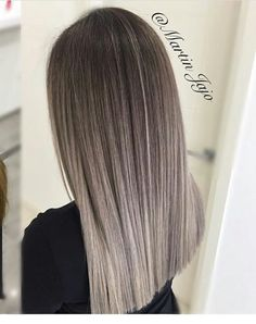 Golden Blonde Balayage for Straight Hair - Honey Blonde Hair Inspiration - The Trending Hairstyle Hair Color Balayage, Hair Highlights, Color Highlights, Ash Brown Hair With Highlights, Ash Blonde Balayage, Haircolor, Brown Ombre Hair, Ash Ombre, Pinterest Hair