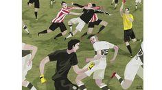 Semblanzas del fútbol (picante) de cada verano  Foto: Javier Joaquín