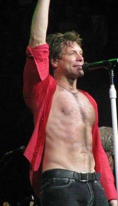 Jon Bon Jovi - verrrrrrrrry nice!!!!