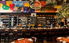 10 Best Tasting Menus in NYC Right Now...  In a city full of decadent dining trends, none tops the tasting menu -- meals that test endurance (20-plus courses is not unheard of) and the palate with crazy-cool flavor and ingredient combos -- these are the 10 to watch.  #picsandpalettes #NewYork