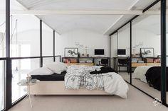 Suuri parvi loft-asunnossa - Etuovi.com Sisustus