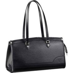 a1c53dd399 louis vuitton Madeleine PM Shoulder Bags And Totes Black Epi Leather M59332   243.99 Smooth Leather