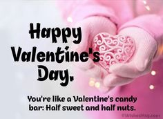 Most funny valentine messages and wishes. Hilarious and funny valentine quotes for lover, single friends, wife/husband or anyone you want to make laugh. Funny Valentine Messages, Valentines Quotes Funny, Valentine Gifts, Love Quotes For Her, Family Gifts, Wish, Happy, Gift Ideas, Birthday