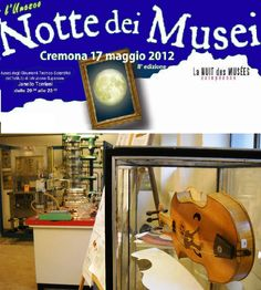 a cremona nella Notte dei Musei, folla di visitatori al Museo della Chimica e del Violino all'IIS e Liceo delle scienze applicate Torriani