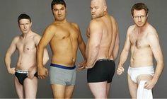 """marisel@reflexiones.com: Anuncio de ropa interior utilizando """"hombres norma..."""