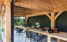 RR B2B project - Outdoor office