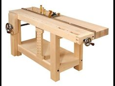 Roubo-style Workbench Introduction