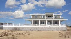 Single Family Home for Sale at Westhampton Beach 806 Dune Road Westhampton Beach, New York,11978 United States