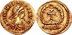 """Julius Nepos, technically the """"last Roman Emperor"""" in the western provinces. He was expelled by his own general, Orestes (who would then install his son Romulus on the throne) and ruled the Balkan coast. Nepos would be assassinated in 480 A.D.-probably by agents of Odoacer, who ruled Italy."""