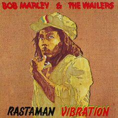 Funk Disco Groove Soul Rap : Bob Marley - 1976 - Rastaman Vibration