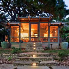 Tree House Porch by John Grable Architects.