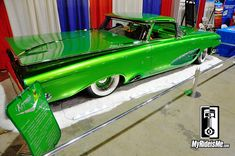 1959 El Camino Loves Miss Piggy at 2014 GNRS - one of my favorites from 2014 GNRS