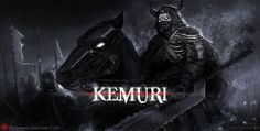 WIP Title: Kemuri which means smoke in Japanese