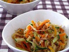 給食の味♥切干大根のサラダの画像