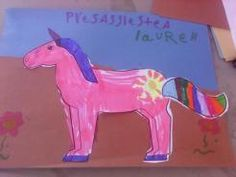 make your own pony craft...  FREE PRINTABLE!