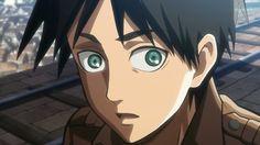 Eren's eyes