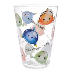 Introducing Disney's Finding Nemo Tsum Tsum Tumbler. Official Disney Character Goods Store. Fashion, merchandise, toys, stationary and many other types of goods available. Also great for ordering presents and gifts online.
