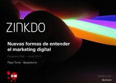 Nuevas formas de entender el marketing digital