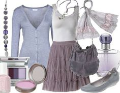 Outfit für den Sommertyp