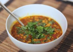Matlyst!: Linsesuppe med smak av India