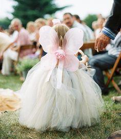Flower girl - fairy